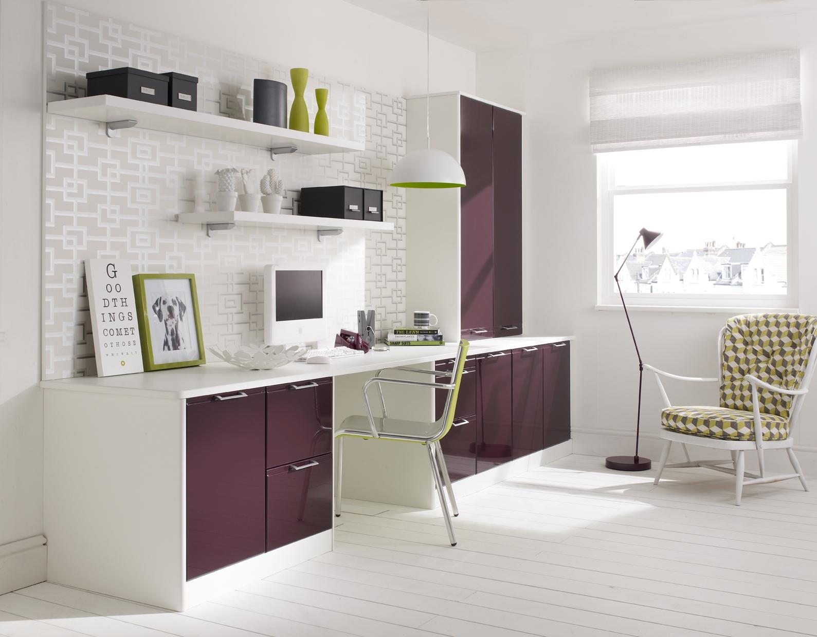 Studies & Home Office Showroom – Kitchens Belfast