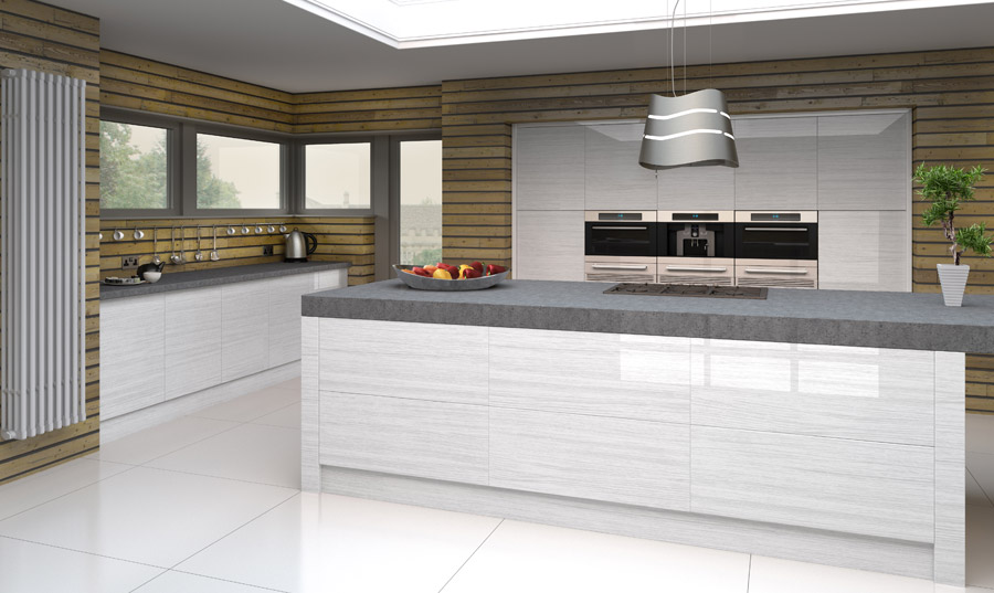 Contemporary Kitchen Showroom Kitchens Belfast